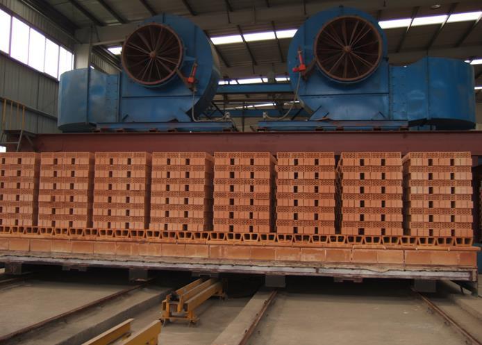 煤矸石烧结砖生产线